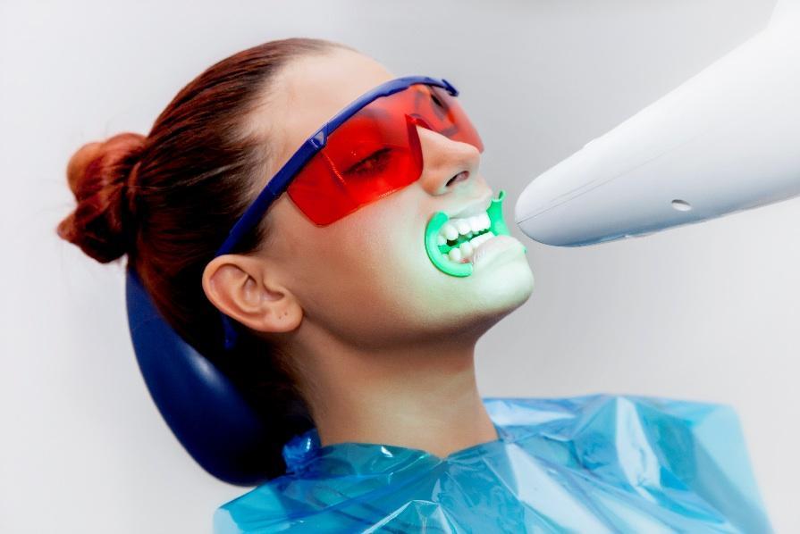 Sbiancamento per dente